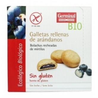 GALLETAS RELLENAS DE ARANDANOS 200gr BIO SG
