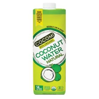 AGUA DE COCO natural 1lt. BIO