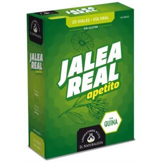 JALEA REAL APETITO 20viales