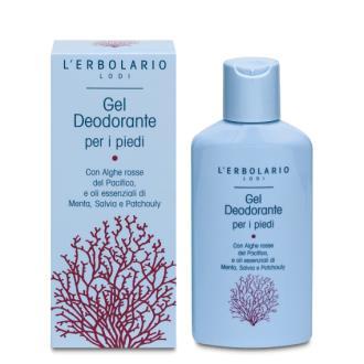 PIES Y PIERNAS gel desodorante 100ml.