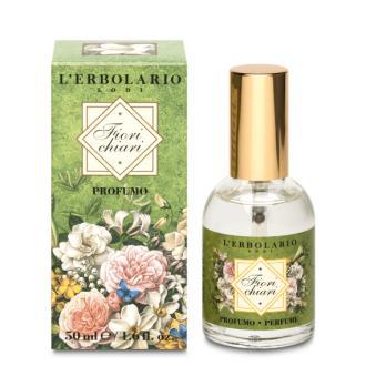 FLORES CLARAS agua de perfume 50ml.