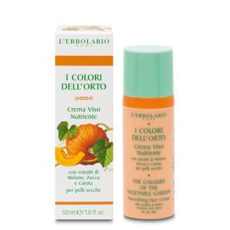COLORES DEL HUERTO crema facial nutritiva 50ml.