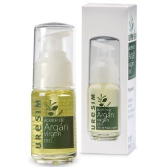 URESIM aceite de argan puro 100% 30ml.