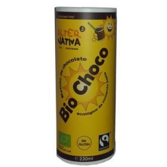 BATIDO DE CHOCOLATE 230ml. ECO SG