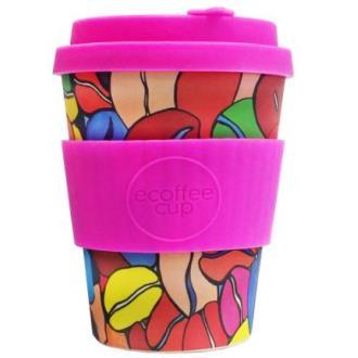 VASO BAMBU colour cafe 340ml.