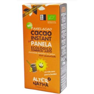 PANELACAO cacao instantaneo con panela 275gr. ECO