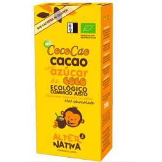 COCOCAO cacao con azucar de coco 250gr. ECO