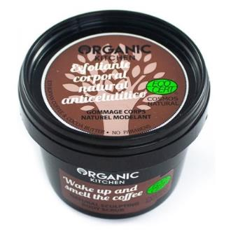 WAKE UP AND SMELL THE COFFEE exfoliante 100ml.