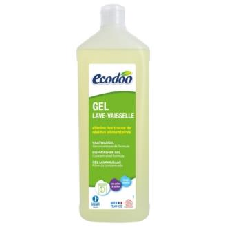 LAVAVAJILLAS CONCENTRADO gel para maquina 1l.