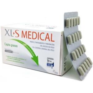XLS MEDICAL captagrasas 180comp.