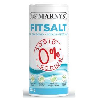 FITSAL sal sin sodio salero 250gr.
