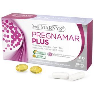PREGNAMAR PLUS 30+30caps.