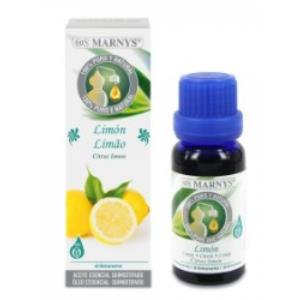 LIMON aceite esencial alimentario 15ml.