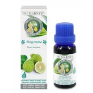 BERGAMOTA aceite esencial alimentario 15ml.