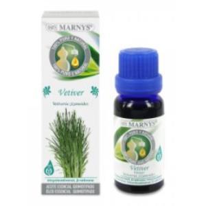 VETIVER aceite esencial alimentario 15ml.