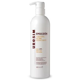 URESIM emulsion corporal urea 10% 400ml.
