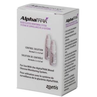 ALPHATRAK 2 SOLUCION CONTROL 2VIALES