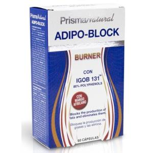 ADIPO BLOCK BURNER 60cap.