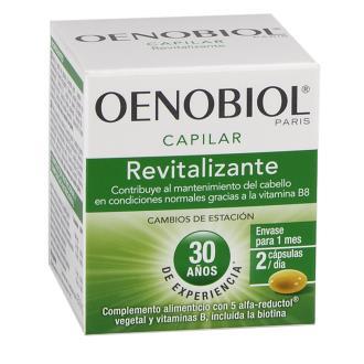 OENOBIOL capilar revitalizante 60cap.