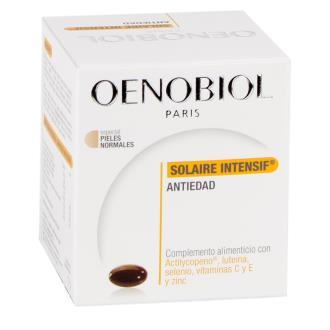 OENOBIOL solaire intensif antiedad 30cap.