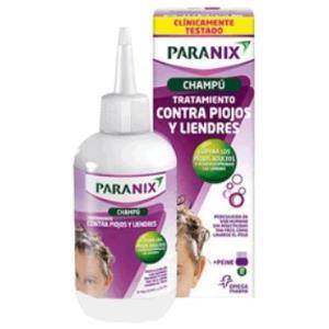 PARANIX champu 200ml.