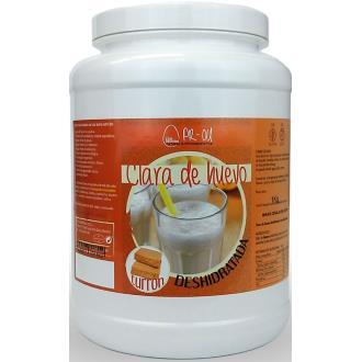 CLARA DE HUEVO turron 1kg. SG