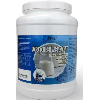 CLARA DE HUEVO yogur 1kg. SG