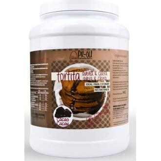 TORTITA CLARA+AVENA cacao 1kg. SG