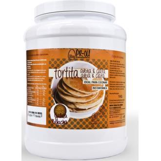 TORTITA CLARA+AVENA galleta 1kg. SG