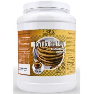 TORTITA CLARA+AVENA crema 1kg. SG