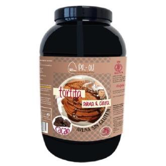 TORTITA CLARA+AVENA  cacao 2kg. SG