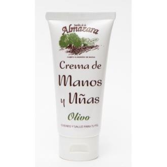 CREMA DE MANOS Y UÑAS 75ml.