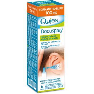 DOCUSPRAY spray higiene otica 100ml. QUIES