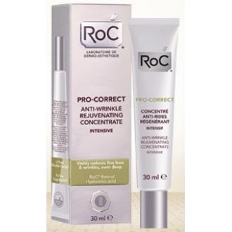 ROC PRO-CORRECT concentrado antiarrugas 30ml.