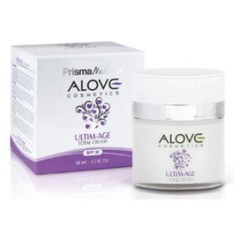ULTIM-AGE total cream pielmadura 50ml. ALOVE