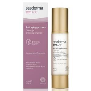 RETI-AGE crema gel antienvejecimiento 50ml.