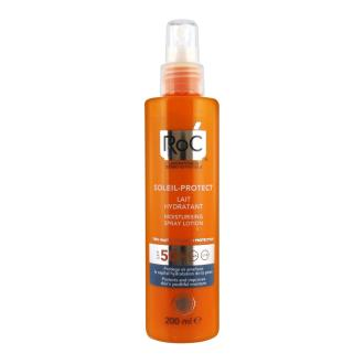 ROC locion hidratante spray SPF 50 200ml.