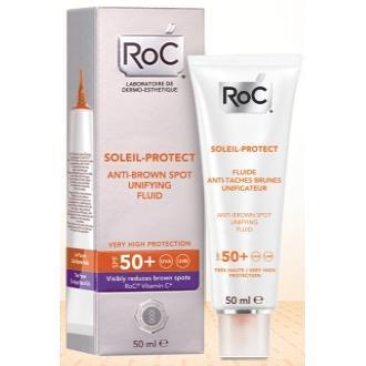 ROC SOL fluido antimanchas SPF 50+ 50ml.