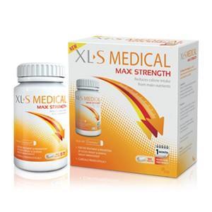 XLS MEDICAL max strength 120comp.