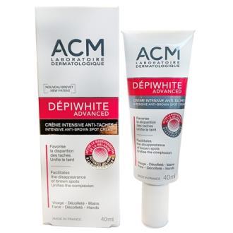 DEPIWHITE ADVANCED crema despigmentante 40ml.