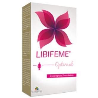 LIBIFEME OPTIMAL 5 ovulos vaginales