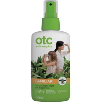 OTC ANTIMOSQUITOS spray familiar 100ml.