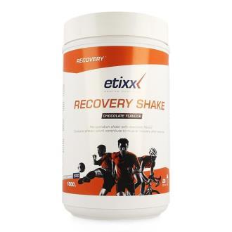 ETIXX recovery shake sabor chocolate 1500gr.