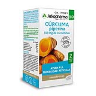 Arkocápsulas Curcuma BIO – 40 cápsulas – Arkopharma
