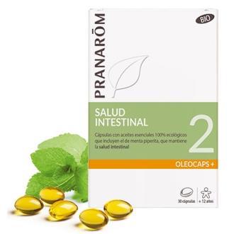 OLEOCAPS+ PLUS 2 salud intestinal 30cap. BIO