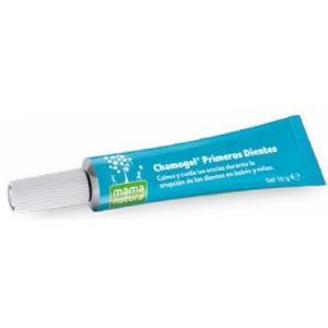 CHAMOGEL primeros dientes gel 10gr.
