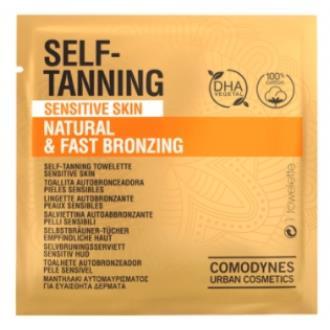 AUTOBRONCEADO sensitive skin 8sbrs.