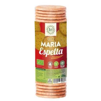 GALLETAS MARIA DE ESPELTA  200gr