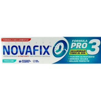 NOVAFIX PRO 3 frescor 50gr.