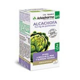 ALCACHOFA 40arkocapsulas. BIO